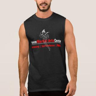 Folsomの武道の中心のムエタイの戦闘機 袖なしシャツ