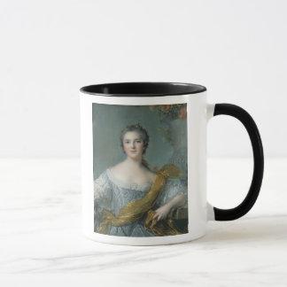 Fontevrault 1748年のVictoire deフランス マグカップ