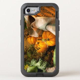 Food - Pumpkin - Summer still life オッターボックスディフェンダーiPhone 8/7 ケース