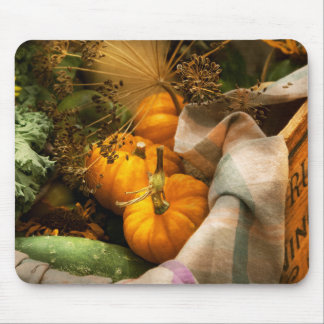 Food - Pumpkin - Summer still life マウスパッド