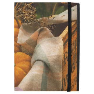 "Food - Pumpkin - Summer still life iPad Pro 12.9"" ケース"