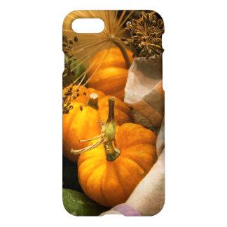 Food - Pumpkin - Summer still life iPhone 8/7 ケース