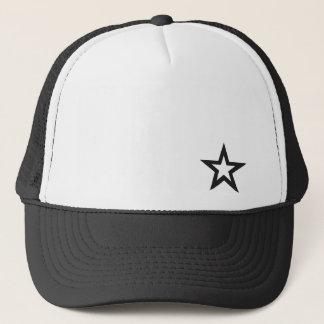 FoodBlogsStar.com著星のトラック運転手の帽子 キャップ