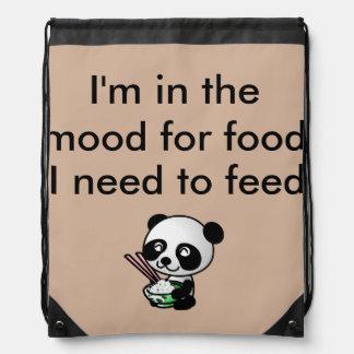 FoodFeed ナップサック