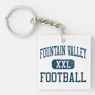 Football Fountain Valleyの男爵 キーホルダー