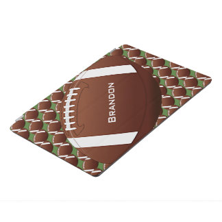 Footballs Design iPad Cover iPad Proカバー