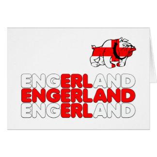 footy Engerland カード