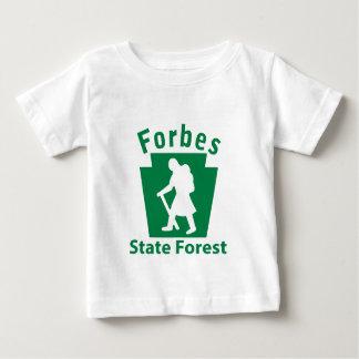 Forbes SFのハイキング(女性) ベビーTシャツ