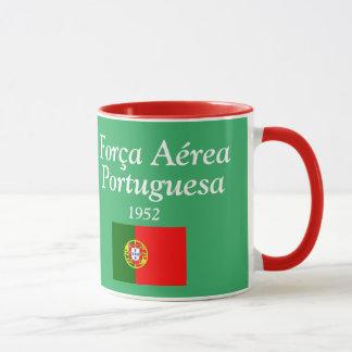 Força Aérea Portuguesaの信号器のマグ マグカップ