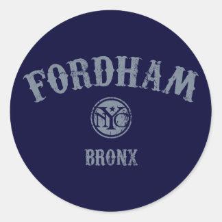 Fordham ラウンドシール