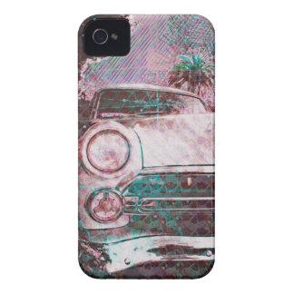 fordstradamus -サンフランシスコの古い学校車 Case-Mate iPhone 4 ケース