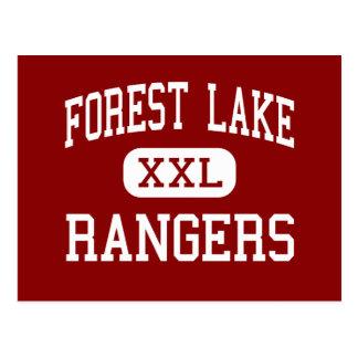 forest湖-レーンジャー-高forest湖 ポストカード