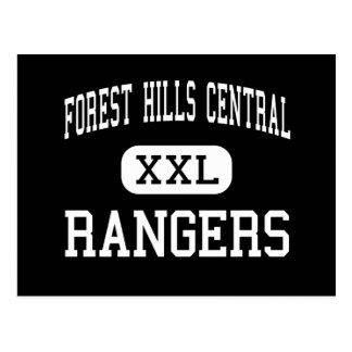 Forest Hillsの本部-レーンジャー- Grand Rapids ポストカード