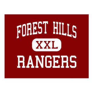 Forest Hills -レーンジャー-高Forest Hills ポストカード
