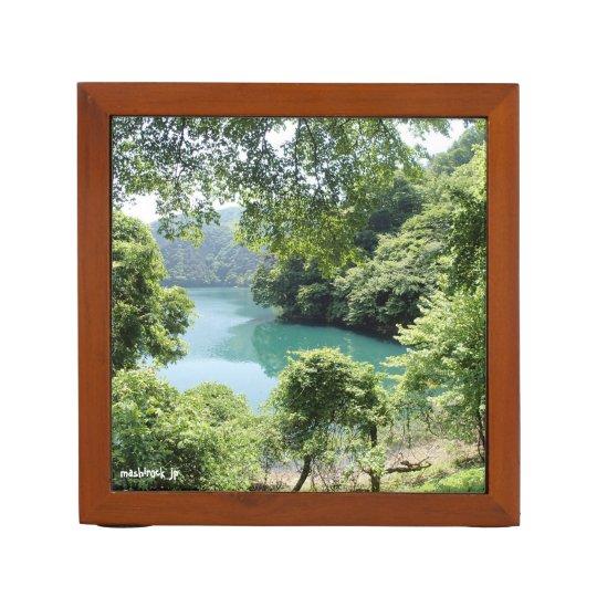 Forest lake 森と湖 ペンスタンド