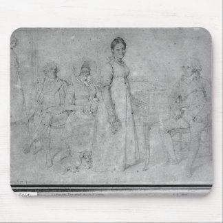 Forestier家族1806年 マウスパッド