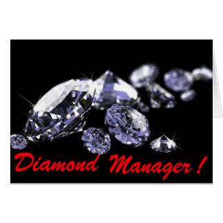 Foreverlivingのダイヤモンド カード