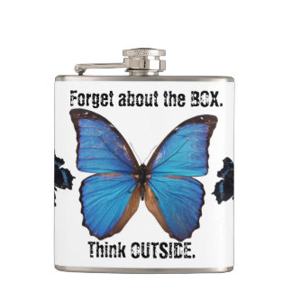 Forget the Box Think Outside Nature Flask フラスク
