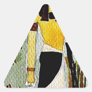 forheatanubis.jpg Anubisエジプトのフクロウ 三角形シール
