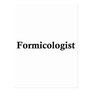 Formicologist ポストカード