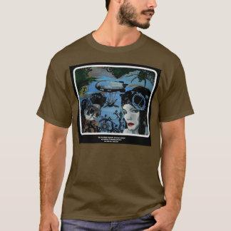 「Forms飛行船の大尉計画」のワイシャツ Tシャツ