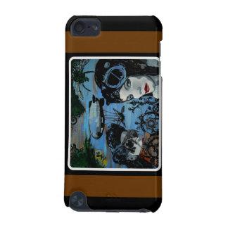 「Forms飛行船の大尉計画」4Gの携帯電話Sp iPod Touch 5G ケース