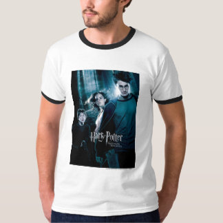 Forrestのハリー・ポッターシリーズRon Hermione Tシャツ