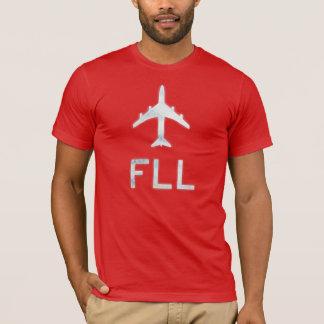Fort Lauderdale空港- FLL Tシャツ