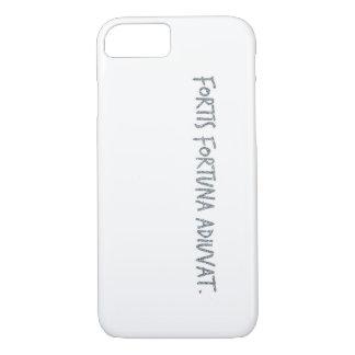 FortisフォルトゥナのadiuvatのiPhoneの場合 iPhone 8/7ケース