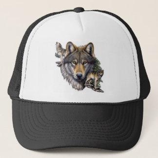 FOTC BRETのオオカミの帽子飛行CONCHORDS HBO動物 キャップ