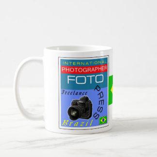 Foto International_Brazil、Foto International_Brazi コーヒーマグカップ