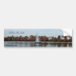 fountain湖 バンパーステッカー