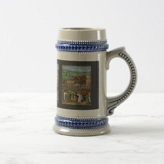 Fouquetジーン(最も最高のなQual著エリコのトランペット ビールジョッキ