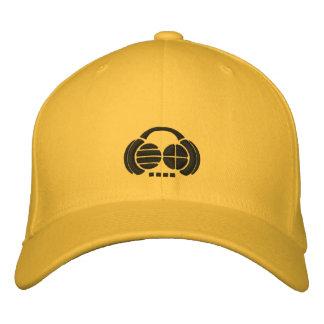 Four4ths -軽い帽子の黒によって刺繍されるロゴ 刺繍入りキャップ