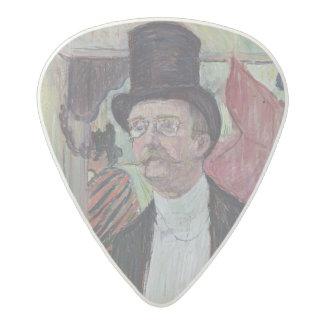 Fourcade 1889年氏 アセタール ギターピック