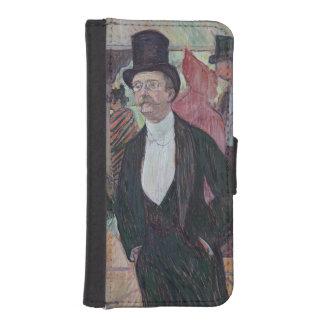 Fourcade 1889年氏 iPhoneSE/5/5sウォレットケース