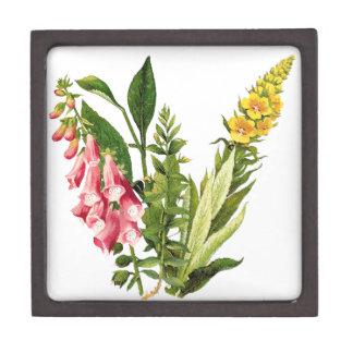 Foxgloveによっては花の庭のギフト用の箱が開花します ギフトボックス