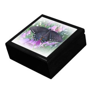 FoxglovesのSpicebushのアゲハチョウの蝶 ギフトボックス