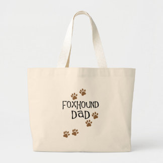Foxhoundのパパ ラージトートバッグ