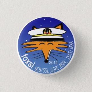 FOXSI 2014の進水のキャンペーンPin 3.2cm 丸型バッジ
