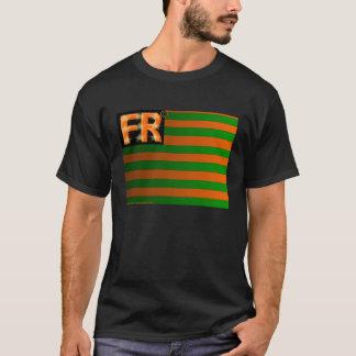 FR%20flag Tシャツ