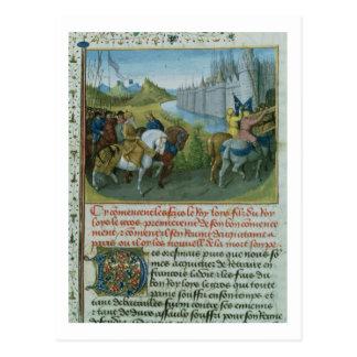 Fr 6465のルイのf.22記入項目ConstantinoplにVII はがき
