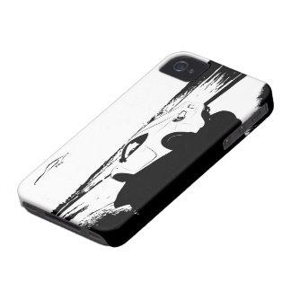 FR-Sの圧延の打撃 Case-Mate iPhone 4 ケース