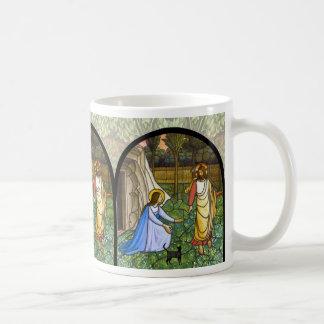 Fra Angelico猫(2) (Yeshuaの猫) コーヒーマグカップ