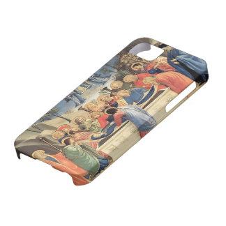 Fra Angelico-ヴァージンの埋葬 iPhone SE/5/5s ケース