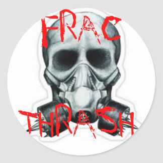 FRACのスラッシュ ラウンドシール