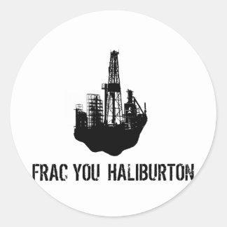 frac Haliburton ラウンドシール