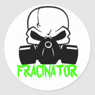 FRACINATOR ラウンドシール