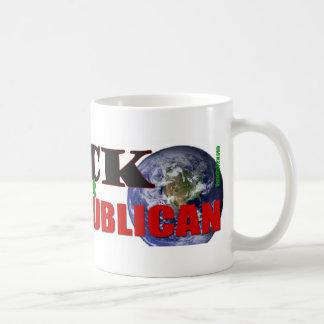 Frack惑星 コーヒーマグカップ