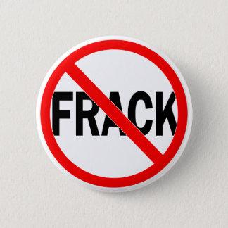 Frack無し 5.7cm 丸型バッジ